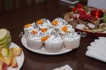 Пирожные на 23 февраля