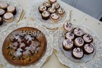 Выездная организация сладких столов в Самаре