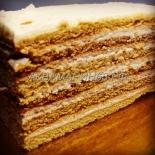 Пирожные от кондитерской Dolce Vita