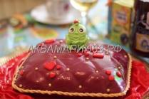 Торт Царевна-лягушка