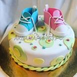 Торт загадка - мальчик или девочка?