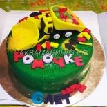 Торт экскаватор