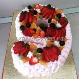 Торт на 9 лет. Королевский 2,3 кг