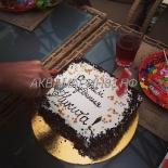 Классический торт на 4 года мальчику