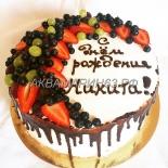 Полезный торт для детей