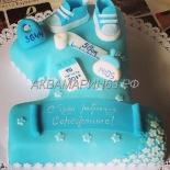 Торт на День рождения мальчика, заказ в Самаре