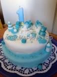 Торт для малыша заказ в Самаре