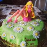 Торт на заказ в Самаре на 5 лет девочке
