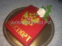 Торт - паспорт
