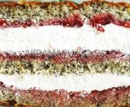 Торт - Вишневый поцелуй