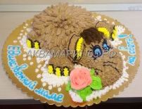 Торт - единственной маме на свете