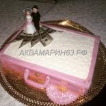 Торт на 10 лет совместной жизни