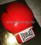 Торт для боксера. Торт для чемпиона