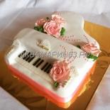 Торт - рояль