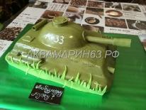 Торт - любимому мужу, торт танкисту заказать