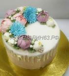 Торт в малайзийском стиле