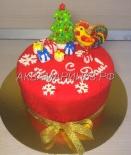 Заказать торт на Новый год