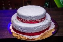 Торт на День рождения девушки
