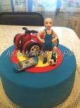 Торт для любителя спорта и активного отдыха