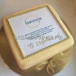 Торт для компании Iskovik