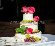 Свадебные торты и торты для презентаций